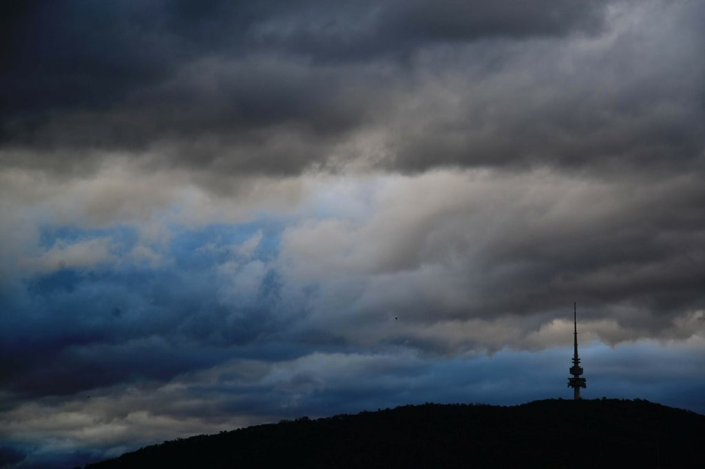 Canberra - Bad Weater - Pixabay