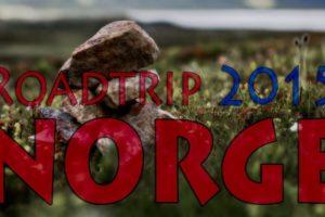 Roadtrip Norge 2015