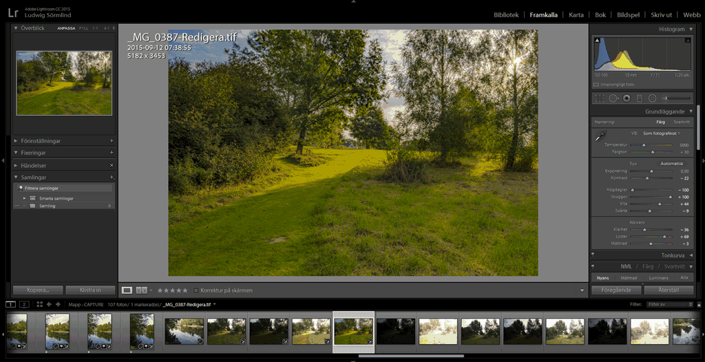 HDR Guide 2.0 - HDR Pro - Ludwig Sörmlind
