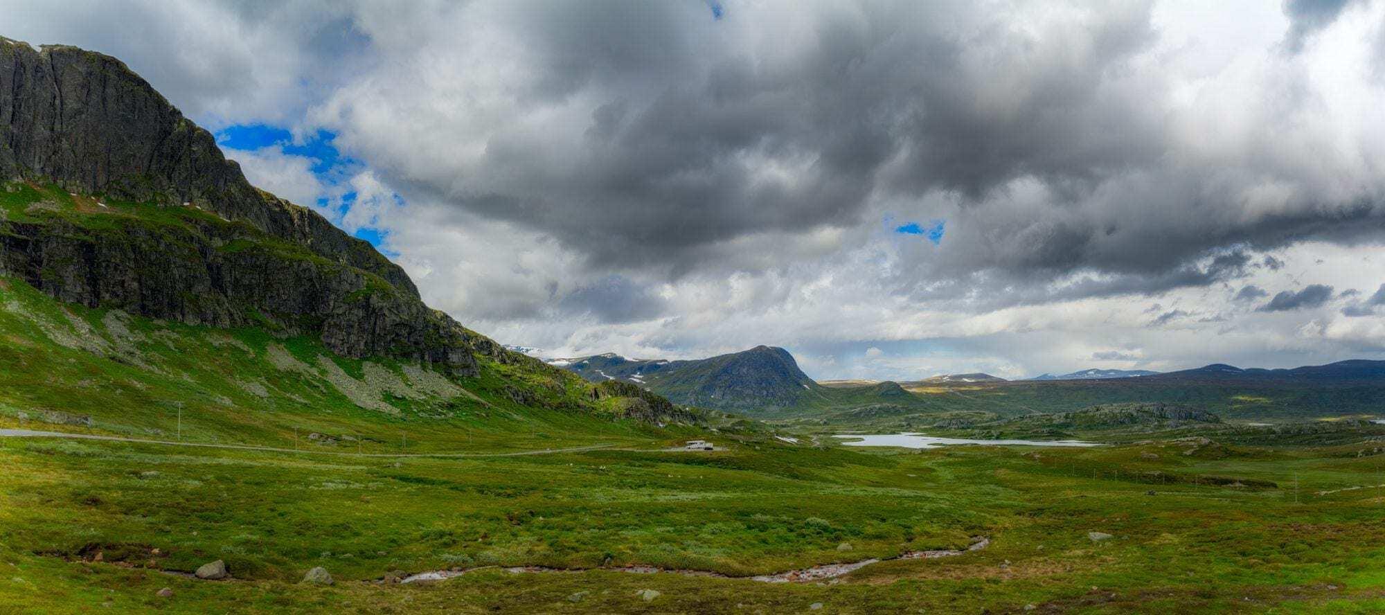 Kalfjället i Norge - Roadtrip sommaren 2015 - Ludwig Sörmlind