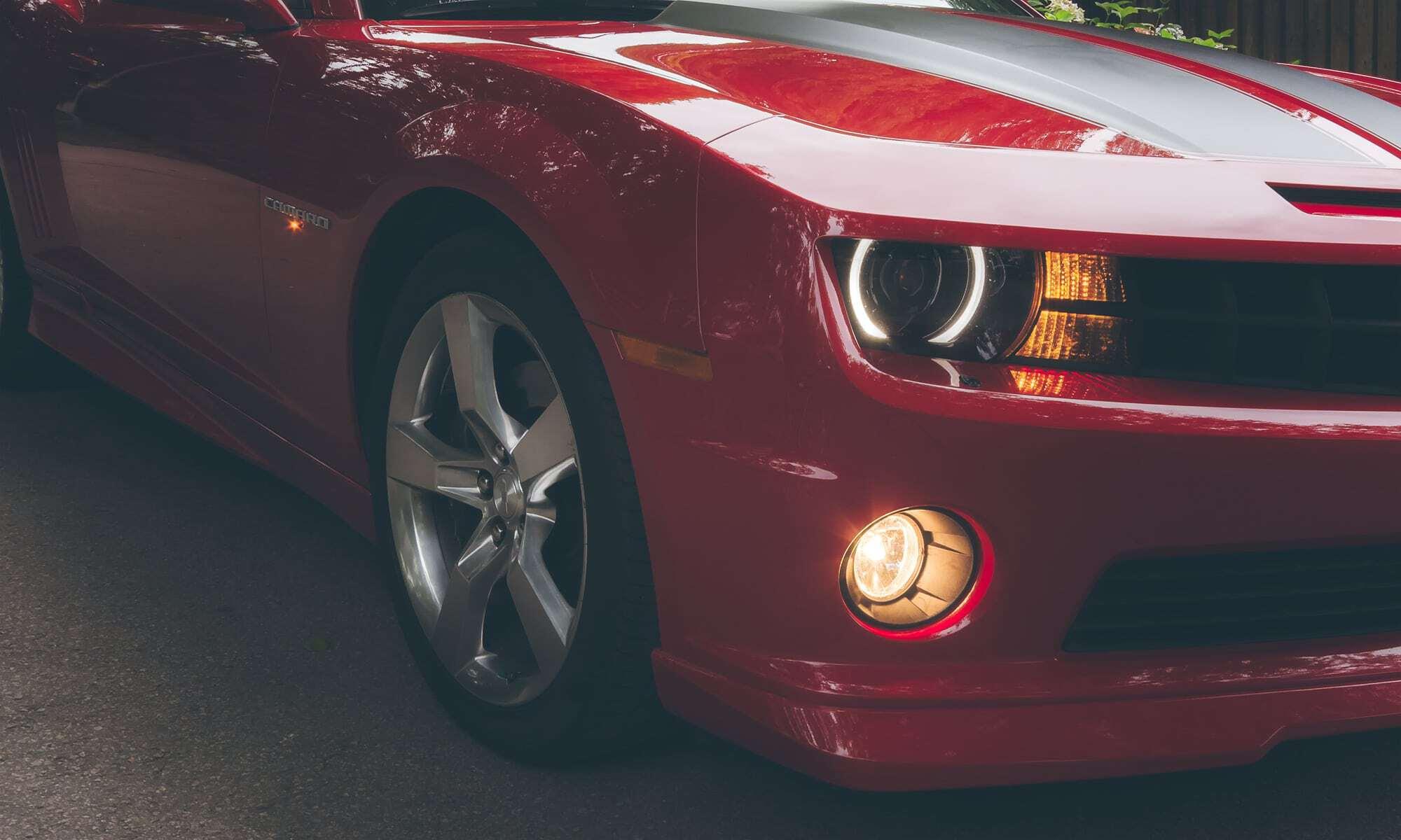 Ford Mustang - Fordonsbilder - Ludwig Sörmlind
