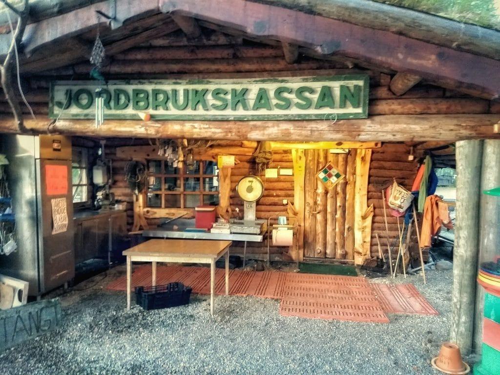 Jävrebodarnas Fiskecamp Reception - Ludwig Sörmlind