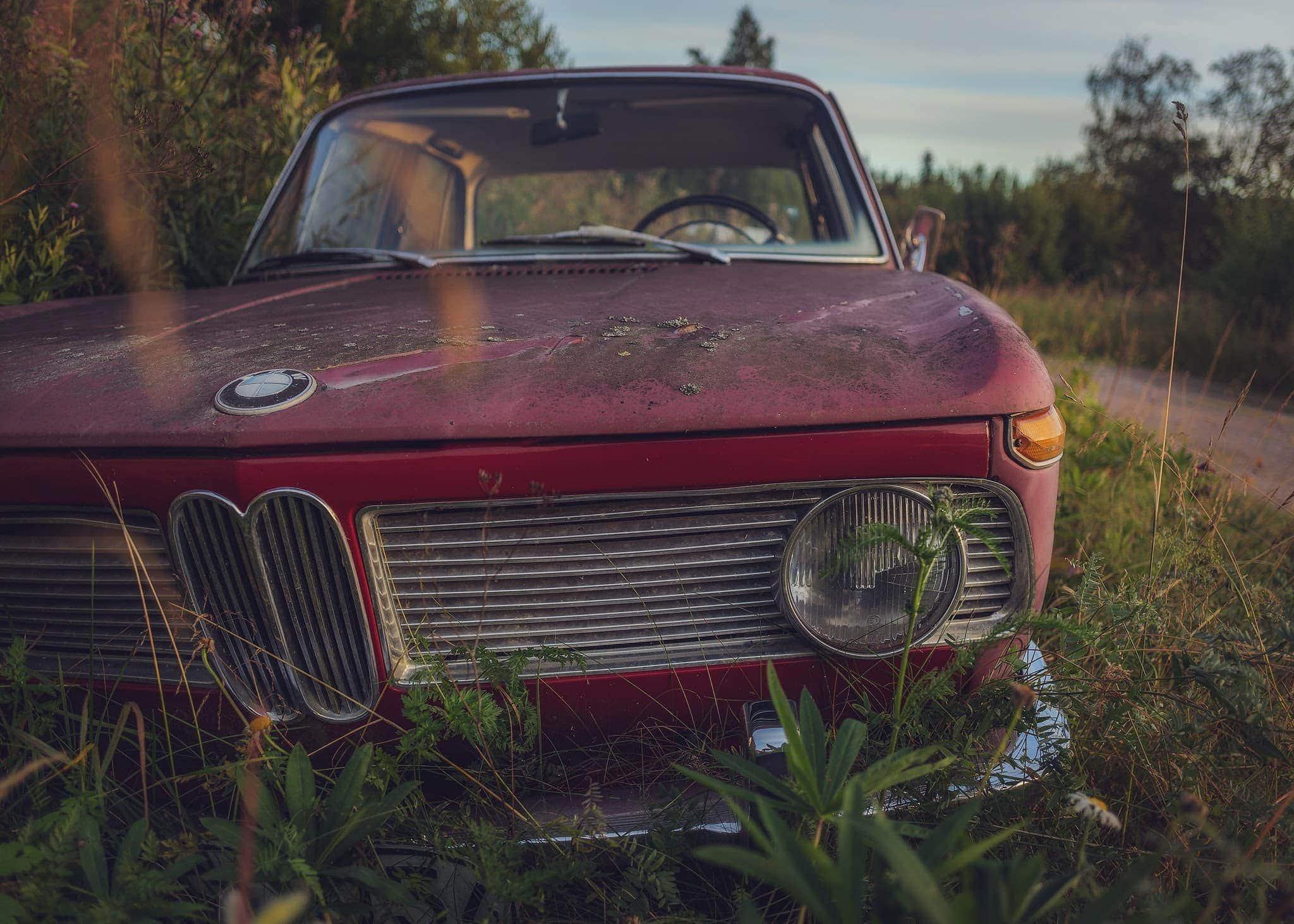 BMW i skymundan - Ludwig Sörmlind