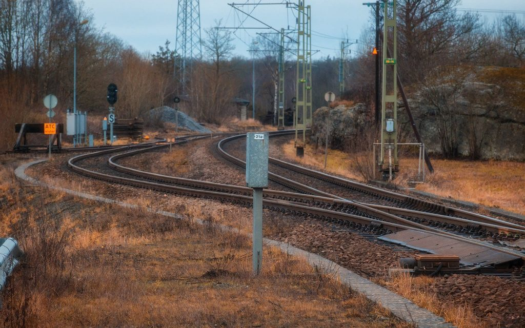 Tomma tågspår - Ludwig Sörmlind