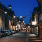 Drottninggatan i Karlshamn - Ludwig Sörmlind