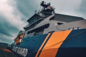 Kustbevakningens kombinationsfartyg - Ludwig Sörmlind