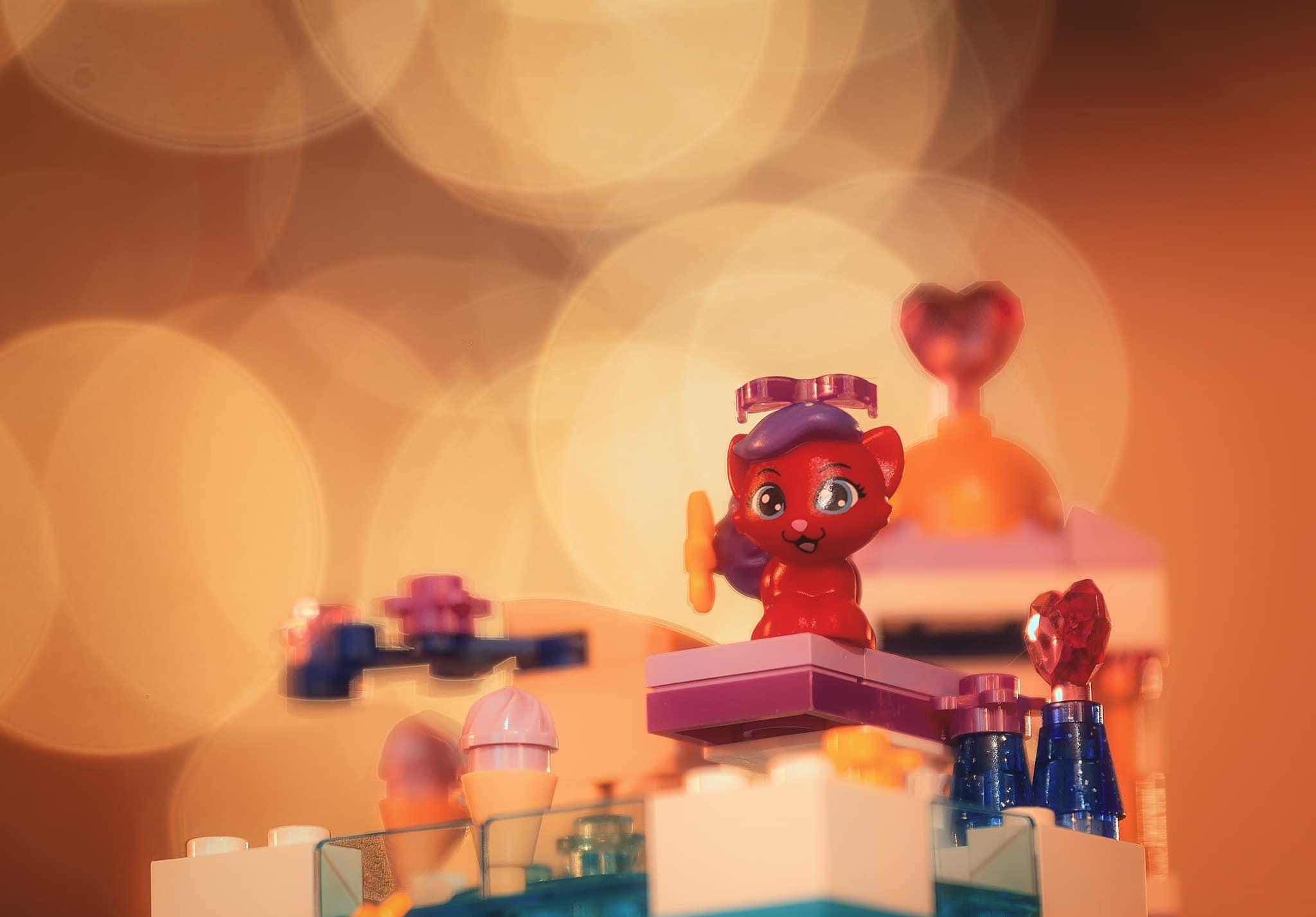 Lego - Häst i muffinsbager - Ludwig Sörmlind
