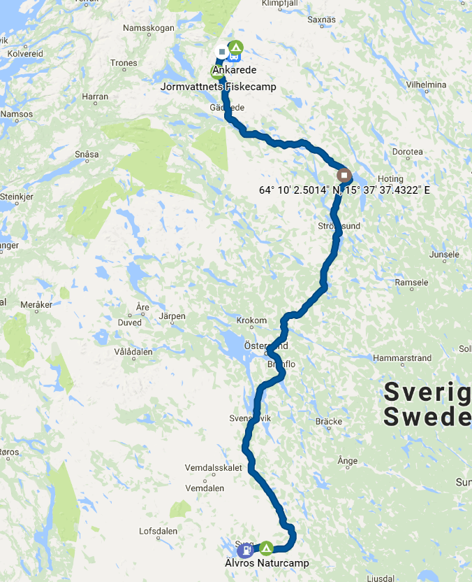 Roadtrip 2017 - Resdag 3 / Roadtrip in Sweden 2017 - Travel day 2 / Roadtrip in Sweden 2017 - Travel day 3