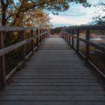 Träbro på Boön / Wooden bridge on Boön - Ludwig Sörmlind