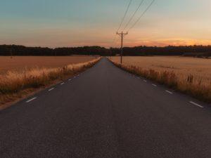 Torka i Blekinge längs med Perstorpsvägen