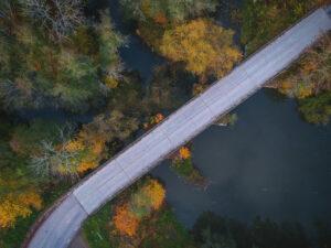 På gränsen mellan Västmanland och Uppland